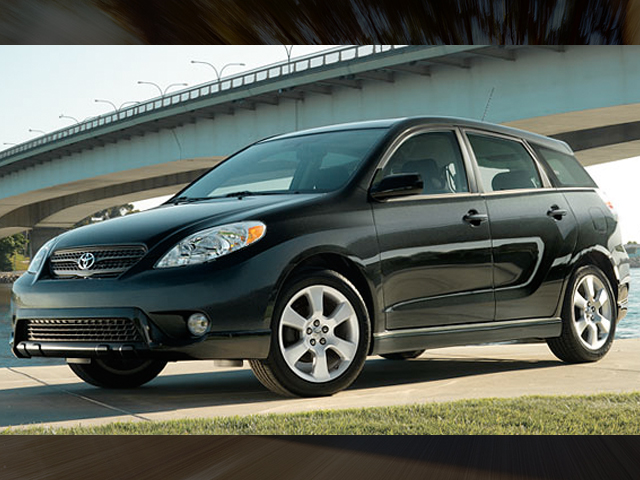 прокат toyota matrix