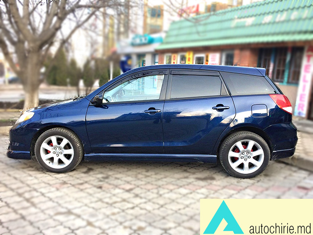 аренда toyota matrix